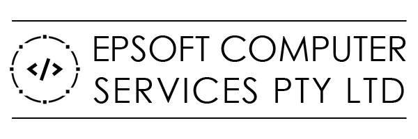 Epsoft Computer Services Pty Ltd Logo